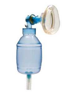 Code Blue Adult Resuscitator, Respiratory Accessories by Vyaire - 10 pcs/cs