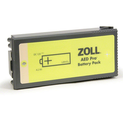 Zoll AED Pro Replacement Battery 8000-0860-01