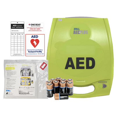 Zoll AED Plus Semi Automatic Refurbished