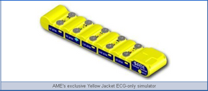 AMC Yellow Jacket ECG-Only Simulator