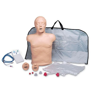 American 3B Brad Compact CPR Training Manikin with Electronics