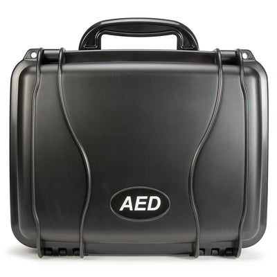 Defibtech Lifeline AED Standard Hard Carrying Case - Black