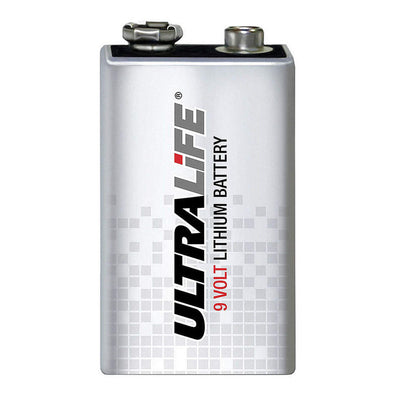 Defibtech 9V Lithium Battery for DDU-100 Series (DCF-200 and DCF-210)