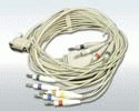 Bionet 10-Lead EKG Cable for Cardiocare 2000, CardioTouch 3000, 3000-S, Cardio7, Cardio7-S