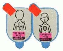 Load image into Gallery viewer, Defibtech Pediatric Training Pads - 5 Pack