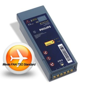 Philips FR2 Aviation Battery  (989803136291)