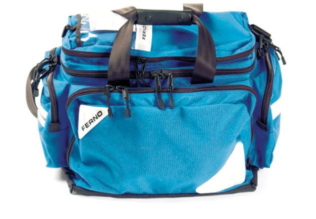 Ferno Model 5110 Trauma/Air Mgmnt Bag II - BLUE
