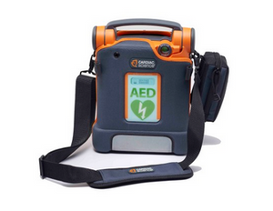 Cardiac Science Powerheart G5 AED Semi-Rigid Carry Case