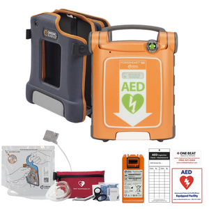 cardiac science g5 aed G5S-80A-P