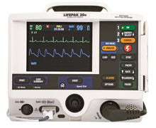 Load image into Gallery viewer, Physio-Control LIFEPAK 20E Refurbished  - 3 Lead, AED, Pacing