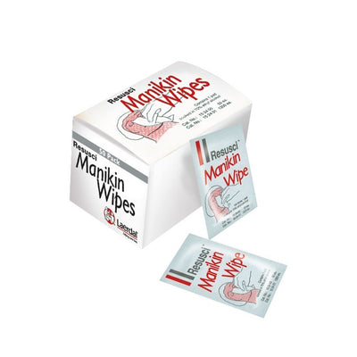 Laerdal Alcohol Manikin Wipes