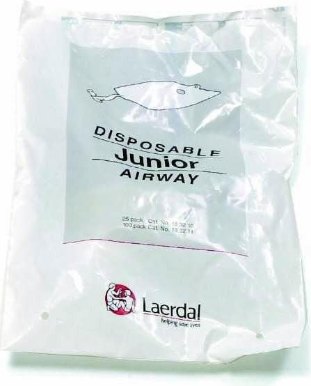 Laerdal Resusci Junior Airways (pkg. 25)