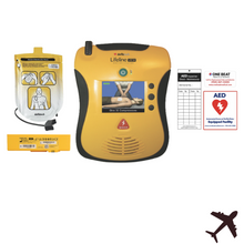Load image into Gallery viewer, Defibtech LifeLine View AED, Aviation Package - NEW