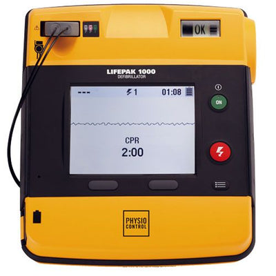 Physio-Control LIFEPAK 1000 ECG Display - Recertified