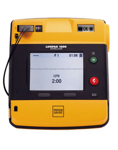 Physio-Control LIFEPAK 1000 ECG Display