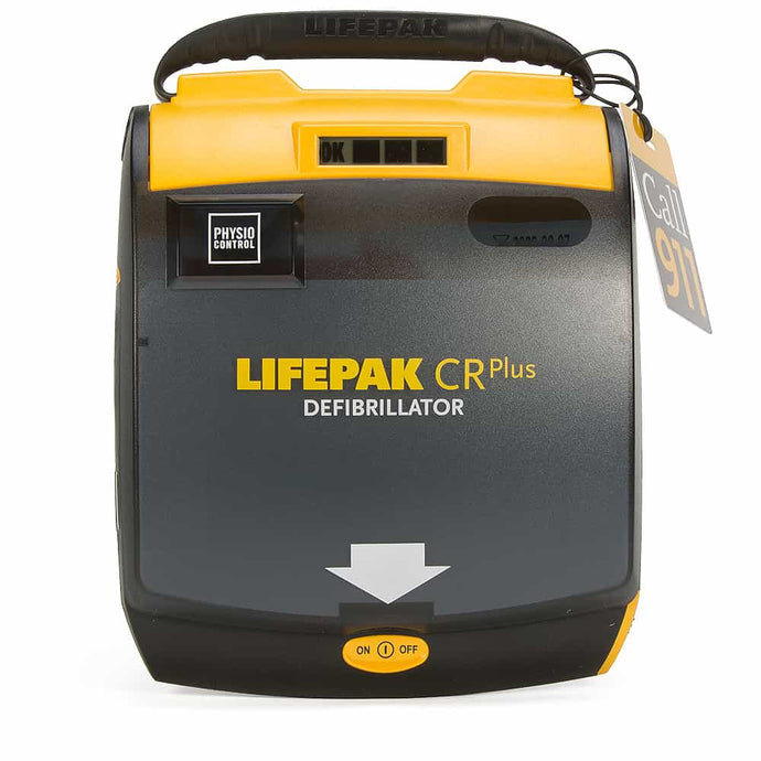 Physio-Control LIFEPAK CR Plus AED Automatic