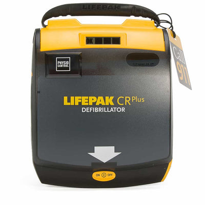 Physio-Control LIFEPAK CR Plus - Semiautomatic - Recertified