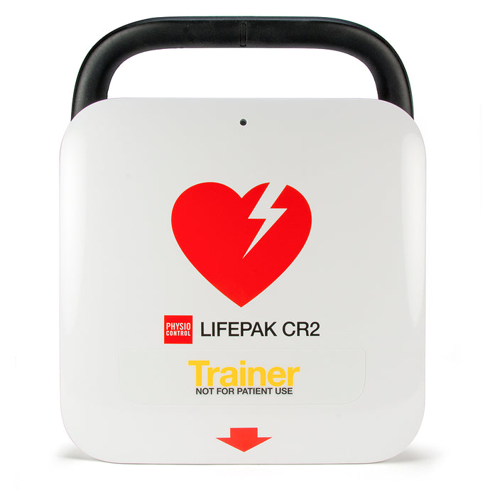 Physio-Control LIFEPAK CR2 AED Trainer, English