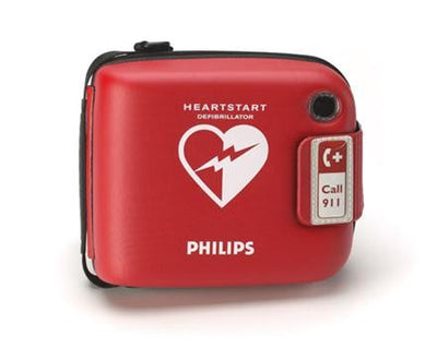 Philips HeartStart FRx Carrying Case  (989803139251)
