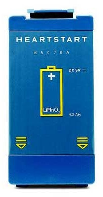 Philips  FRx Aviation Battery   (989803139301)