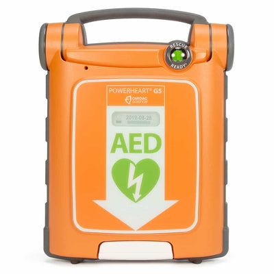 Cardiac Science Powerheart AED G5 G5A-80-S