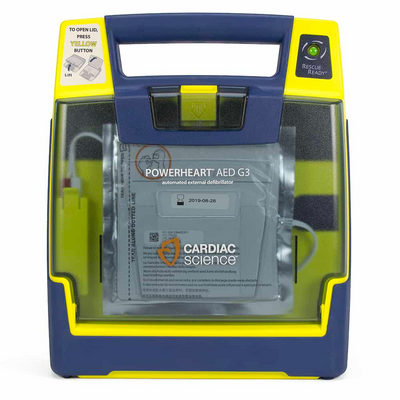Cardiac Science Powerheart AED G3 - Semi Automatic - Recertified