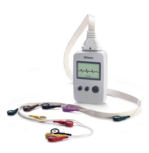 Edan SE-1515 PC Based ECG System, 12 Lead Wireless