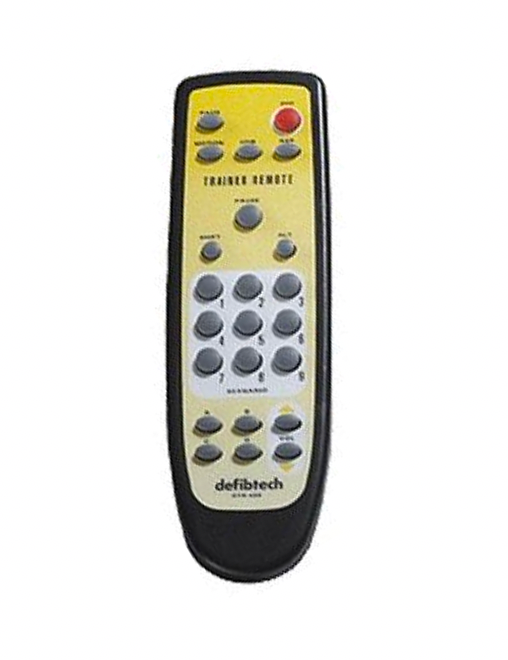 Defibtech Training Remote Control