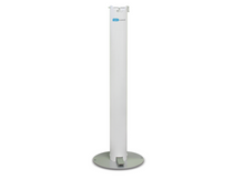 Load image into Gallery viewer, AeroCleanse No Touch Hand Sanitizer Stand - 1 Liter