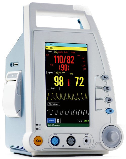 Venni VI-300A 2-Parameter Vital Signs Monitor w/ Printer