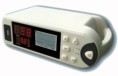 Venni VI-100A Desktop Pulse Oximeter w/Built-In Thermal Printer