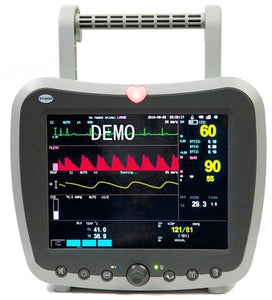 "Venni VI-8400V  8.4"" Multi-Paraneter Veterinary Monitor"