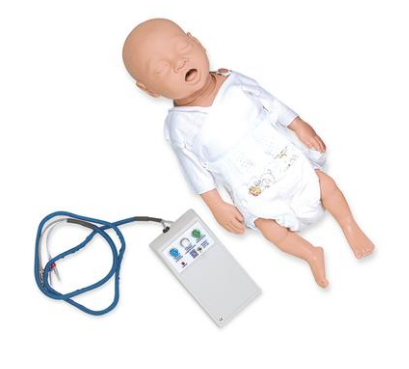 American 3B CPR Cathy Infant Manikin with Electronics