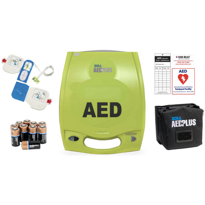 Zoll AED Plus NEW