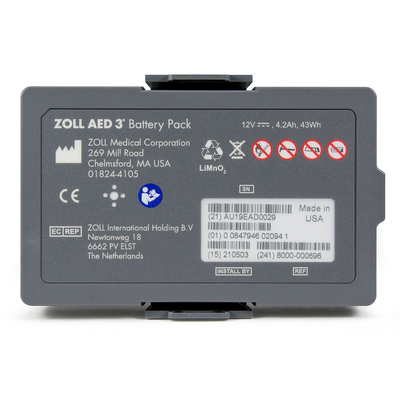 Zoll AED 3 Battery 8000-000696