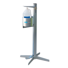 Load image into Gallery viewer, Sanitizing Station with 1 Gallon Respond Liquid Hand Sanitizer