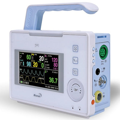 Bionet BM1Vet Multi-Parameter Portable Veterinary Monitor