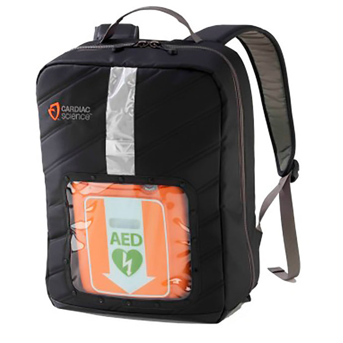 Cardiac Science Powerheart G5 AED Rescue Backpack XBPAED001A