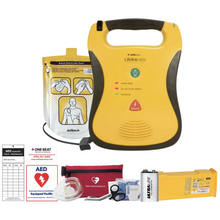 Load image into Gallery viewer, new defibtech lifeline aed semi automatic DCF-A100EN