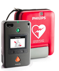 Philips HeartStart FR3 ECG Bundle - NEW