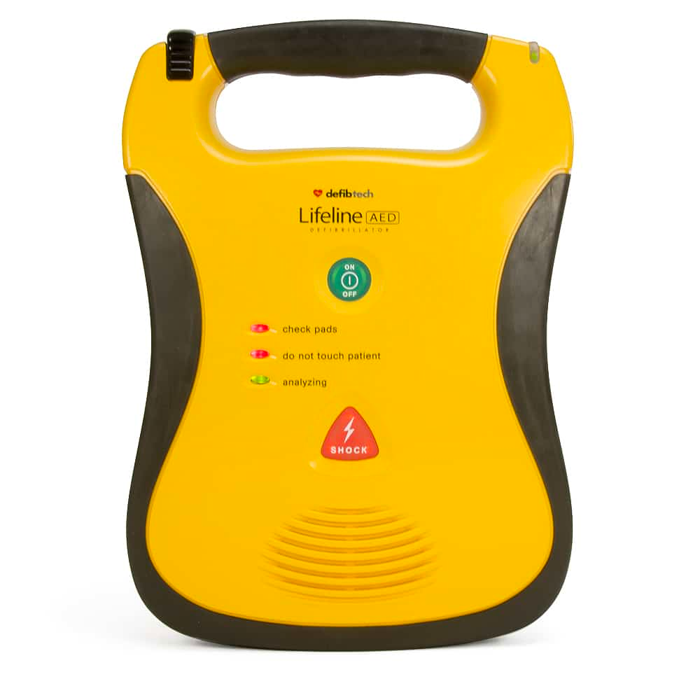 Defibtech Lifeline AED Refurbished