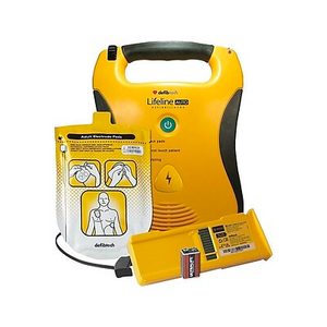 DCF-A120-EN Defibtech LifeLine Fully Automatic AED