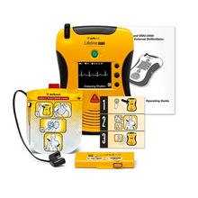 Load image into Gallery viewer, Lifeline ECG AED DCF-A2460EN