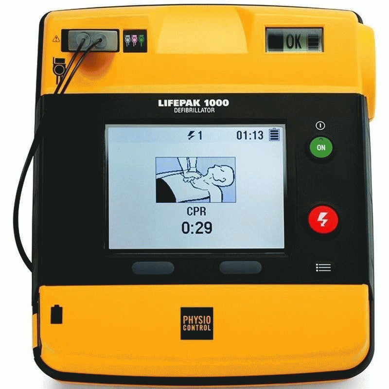 Physio-Control LIFEPAK 1000 Graphical Display 1000-99425-000023