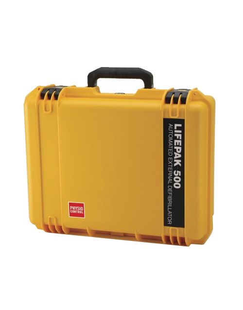 Physio-Control LIFEPAK 500 Hard Shell Watertight Carrying Case