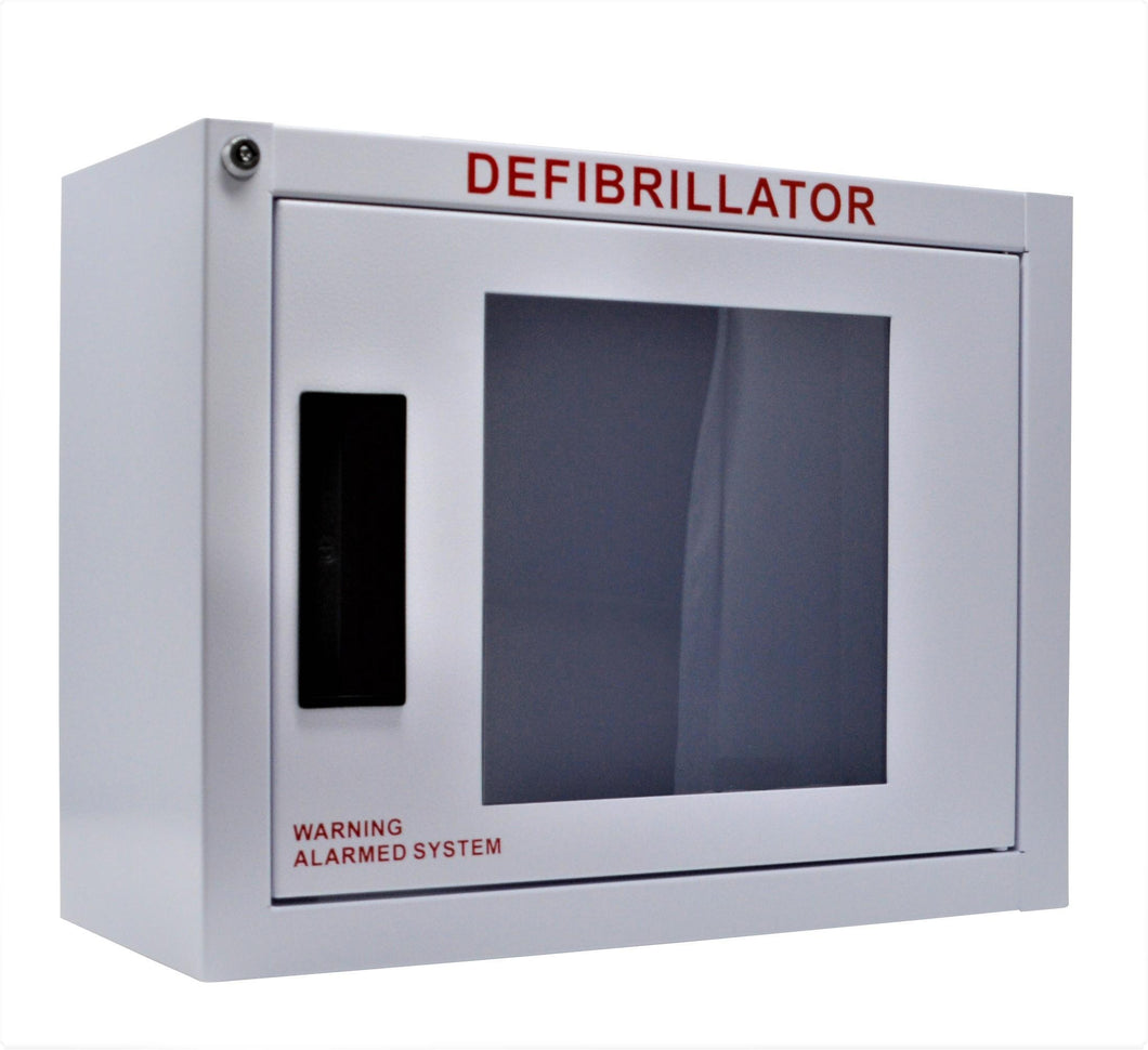 Large Alarmed AED Cabinet
