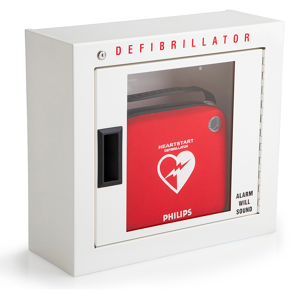 Philips Basic AED Cabinet