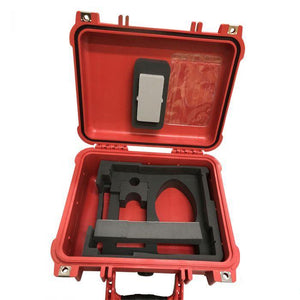 Philips Plastic, Waterproof Shell Carry Case