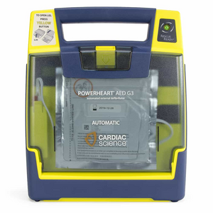 Cardiac Science Powerheart® AED G3 Plus Automatic - NEW
