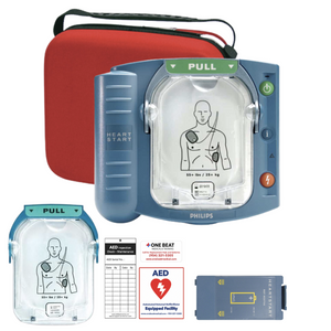Philips Onsite AED recertified